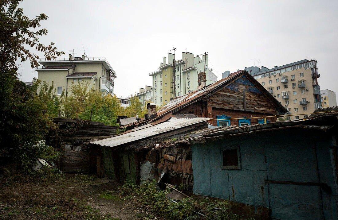 Центр Самары. Автор фото - https://varlamov.ru/