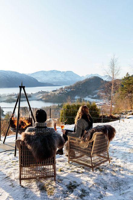 Публикация Концепция «friluftsliv», как основа норвежского понятия о счастье