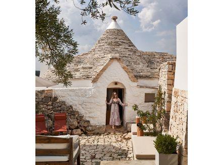 Публикация Современный дом для расслабляющего уединения из традиционного жилища «трулло» 1600-х годов