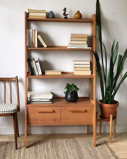Публикация Мебель и аксессуары для создания интерьера mid-century modern